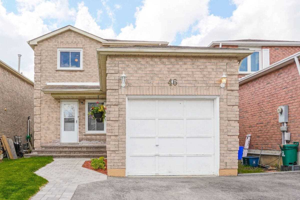 46 Large Cres, Ajax