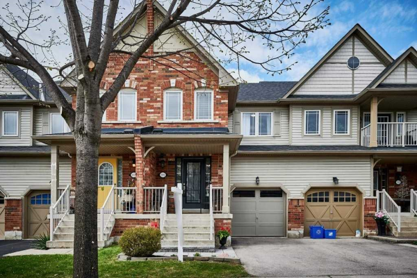 115 Whitefoot Cres, Ajax