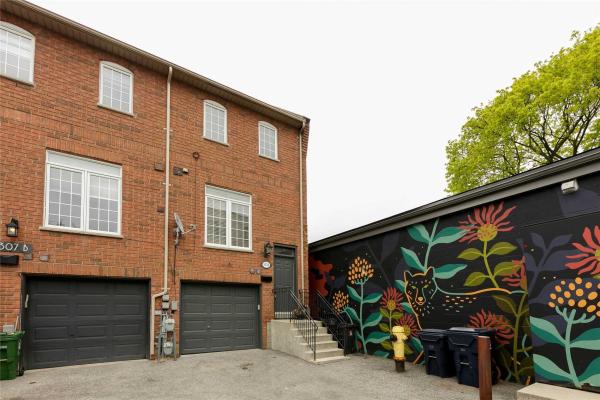 307A Coxwell Ave, Toronto