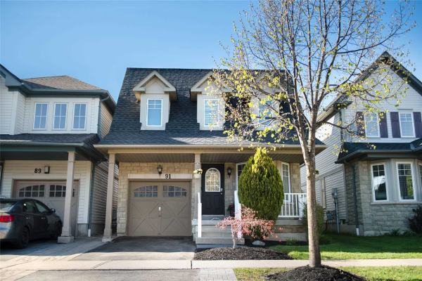 91 Haverhill Cres, Whitby