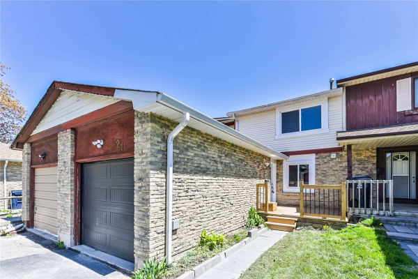 21 Red River Cres, Toronto