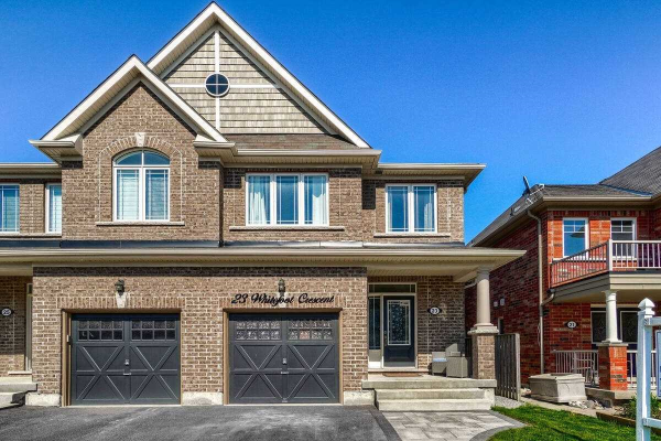 23 Whitefoot Cres, Ajax
