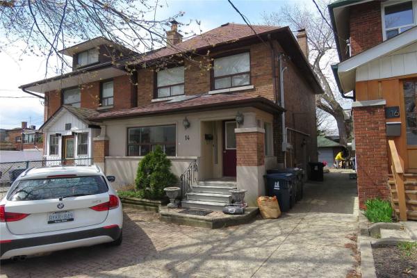 14 Glebemount Ave, Toronto