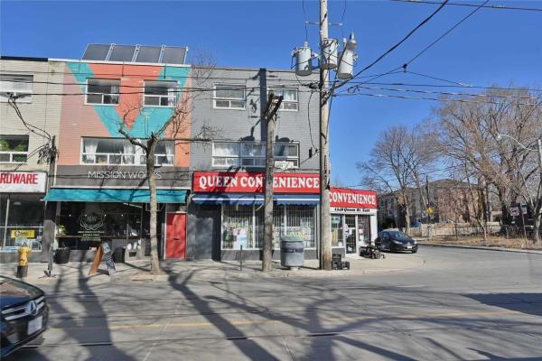 1348 Queen St E, Toronto