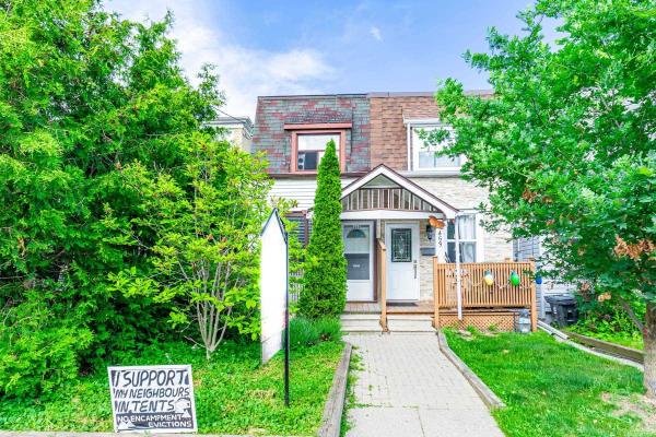 455 Woodfield Rd, Toronto