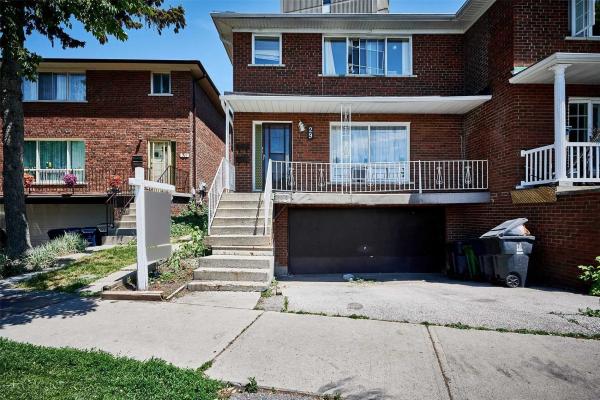 29 George Webster Rd, Toronto
