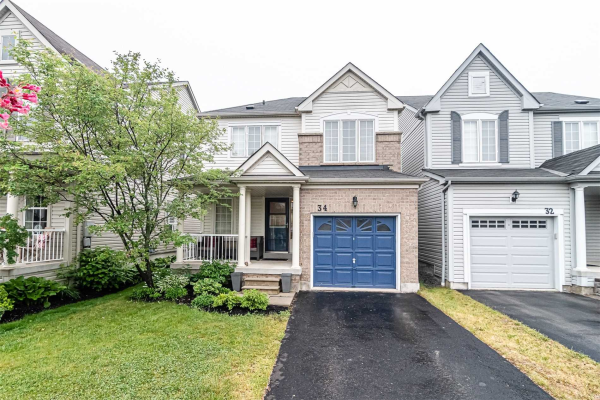 34 Teardrop Cres, Whitby