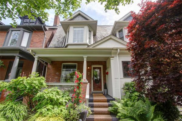 7 Grandview Ave, Toronto