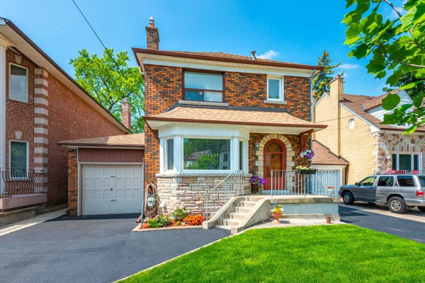 53 Glenwood Cres, Toronto