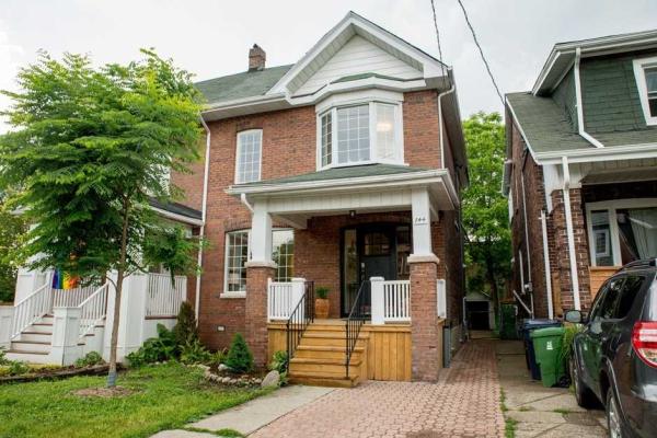 144 Monarch Park Ave, Toronto