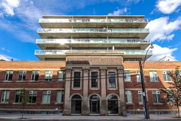 201 Carlaw Ave, Toronto