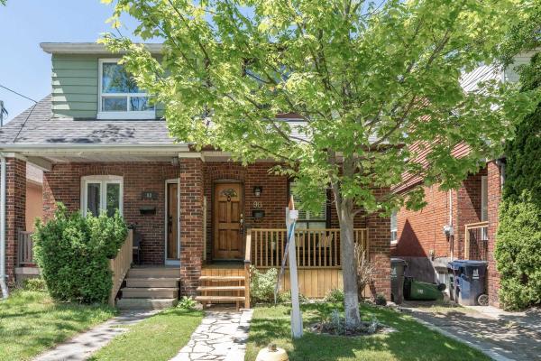 90 Glebemount Ave, Toronto