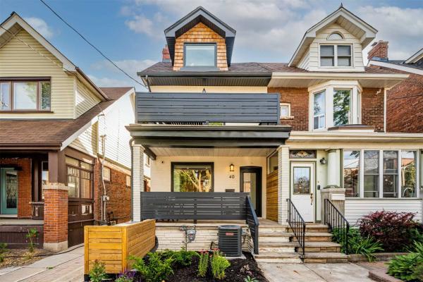 40 Dewhurst Blvd, Toronto