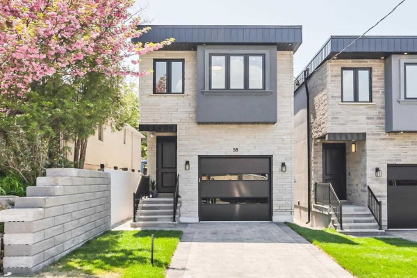 58 Everett Cres, Toronto