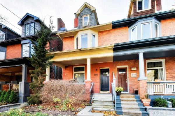 806 Logan Ave, Toronto