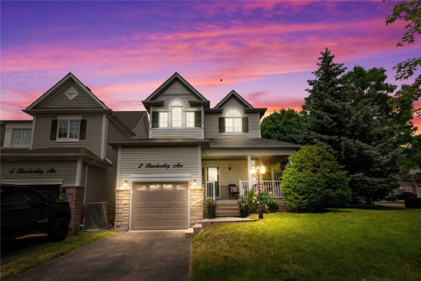 2 Brookvalley Ave, Whitby