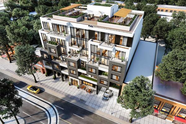 800 Broadview Ave, Toronto