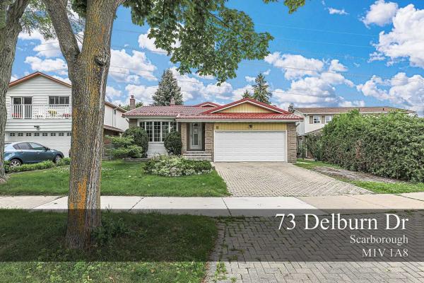 73 Delburn Dr, Toronto