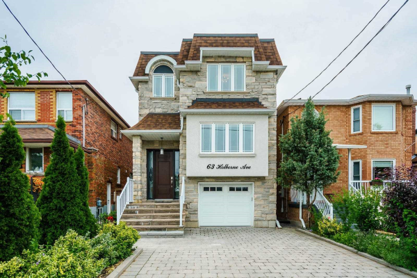 63 Holborne Ave, Toronto