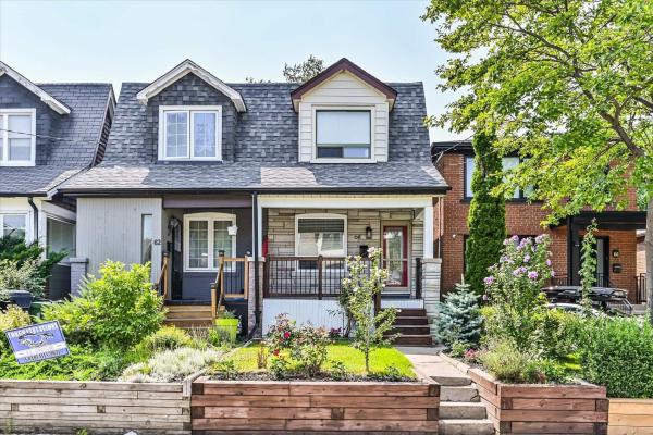 64 Eldon Ave, Toronto