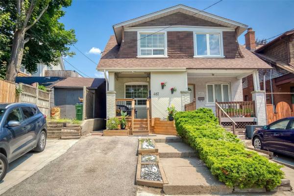 487 Woodbine Ave, Toronto