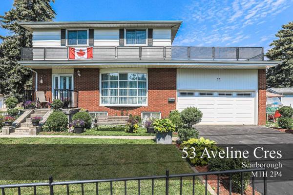 53 Aveline Cres, Toronto