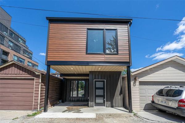 622 Greenwood Ave, Toronto