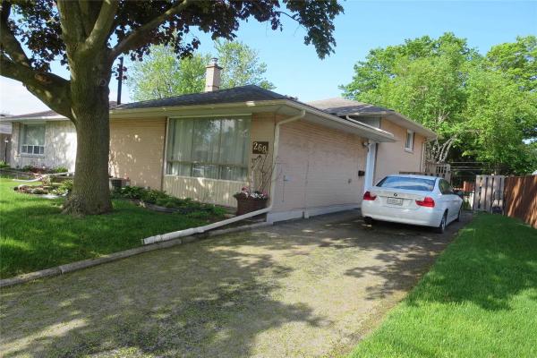 268 Randall Upper 2 Flrs Cres, Toronto