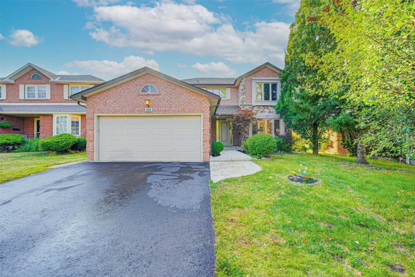 141 Hialeah Cres, Whitby