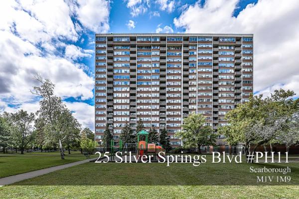 25 Silver Springs Blvd, Toronto