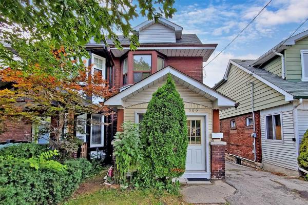 106 Greenwood Ave, Toronto