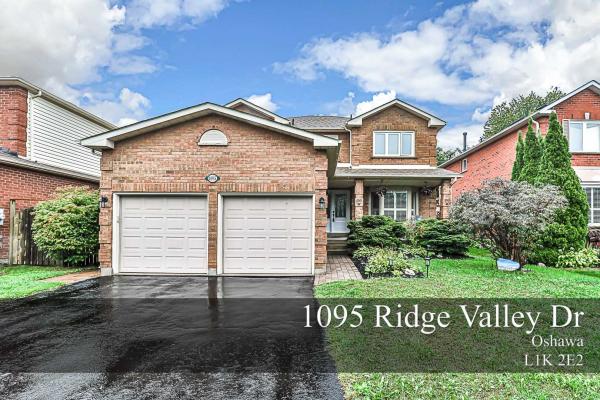 1095 Ridge Valley Dr, Oshawa