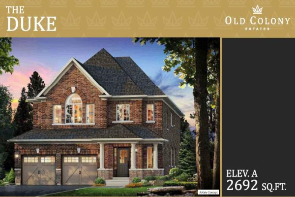 Lot 107 Old Colony Dr, Whitby