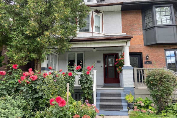 63 Woodycrest Ave, Toronto