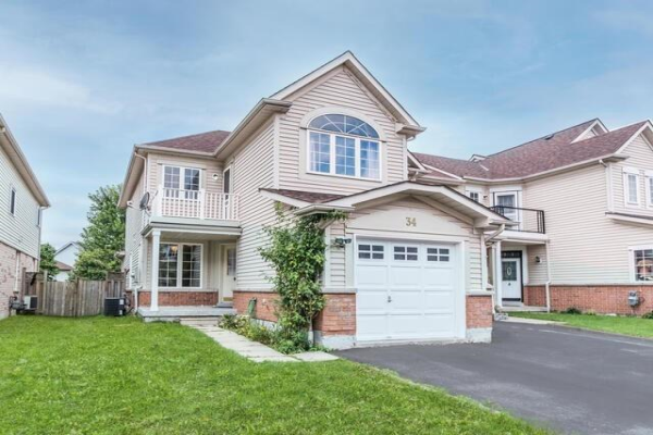 34 Inlet Bay Dr, Whitby