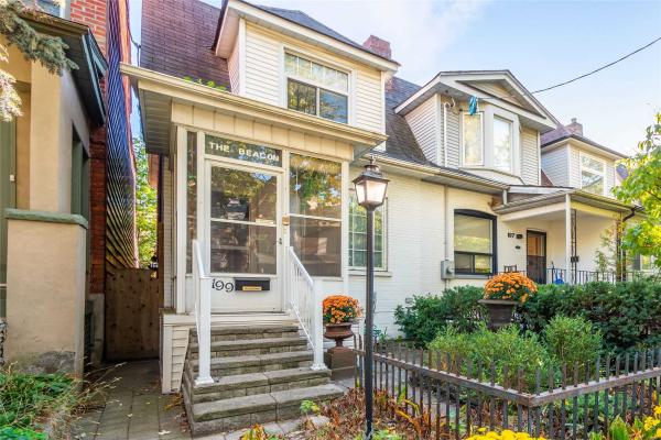 199 Bain Ave, Toronto