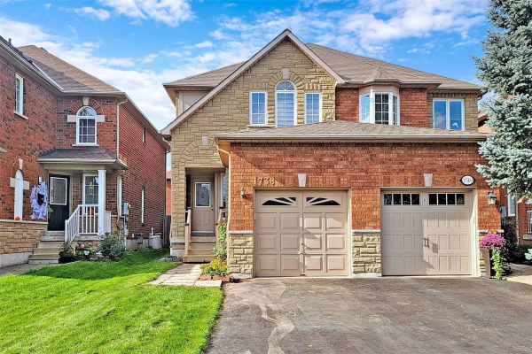 1738 Silver Maple Dr, Pickering