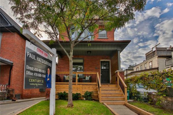 43 Harcourt Ave, Toronto