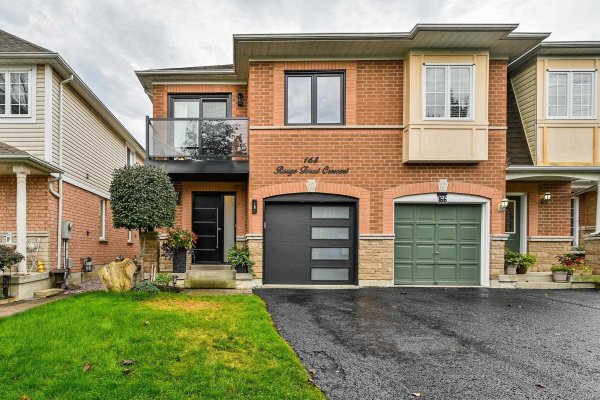 168 Rouge Forest Cres, Pickering