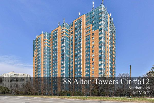 88 Alton Towers Circ, Toronto