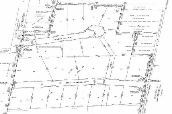 Lot 7 Pemberton Way, Innisfil