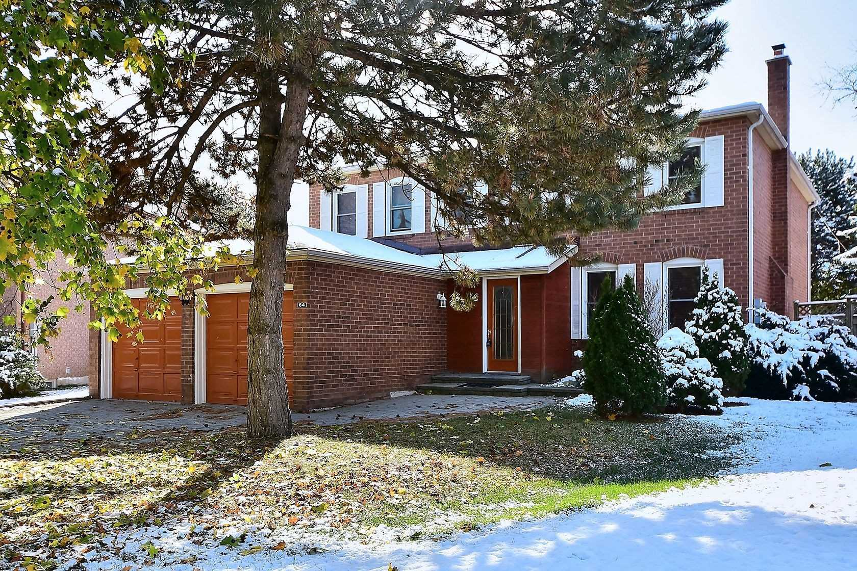 Amazing 4100+ sqft Executive Home for Lease in Unionville!