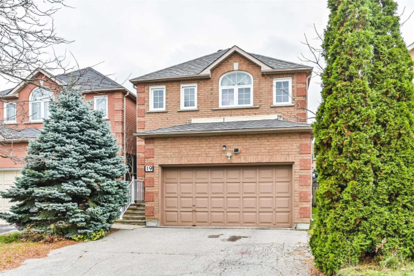 19 Kenborough Crt, Markham