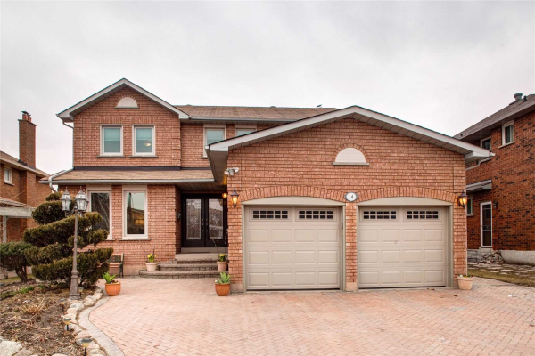 14 Buttonfield Rd, Markham
