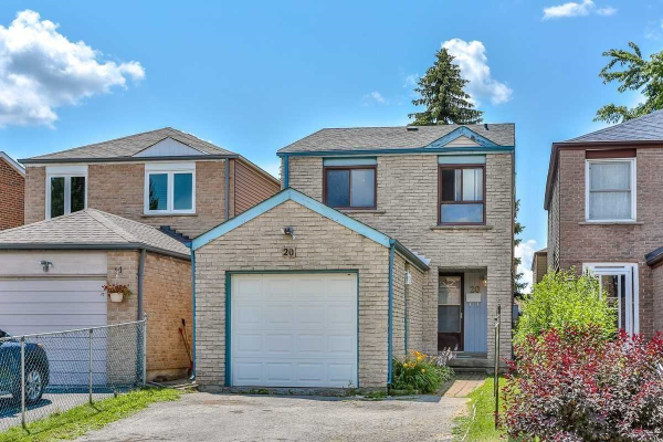 20 Bay Hill Dr, Vaughan