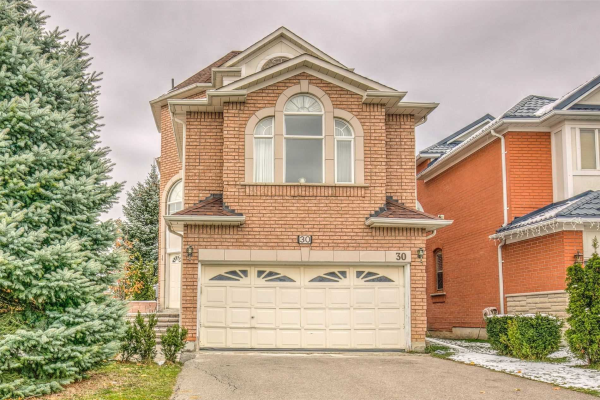 30 Peninsula Cres, Richmond Hill