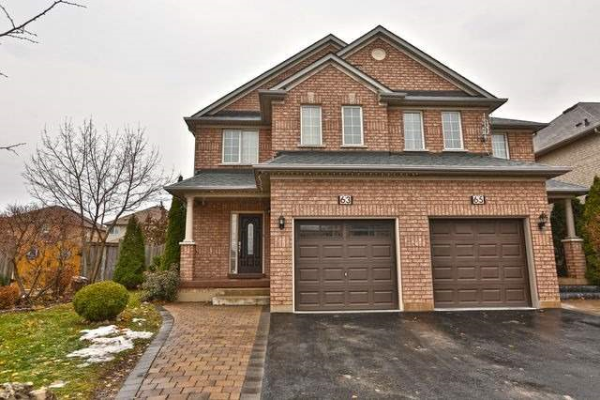 63 Echo Ridge Cres, Vaughan