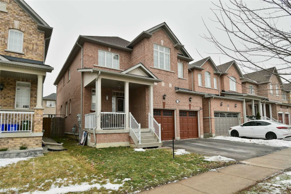 29 Reginald Lamb Cres E, Markham