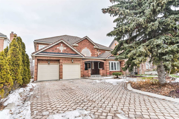 4 Hillholm Blvd, Richmond Hill