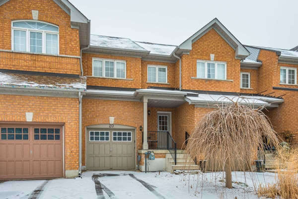 20 Amulet Cres, Richmond Hill